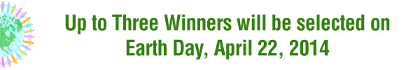 Singer Asset's Earth Day Sweepstakes